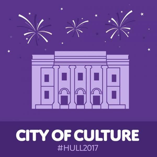 City of Culture kicks off!