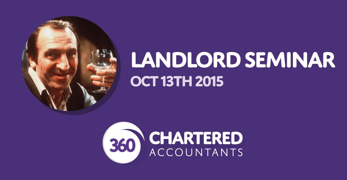 Landlord Seminar Blog