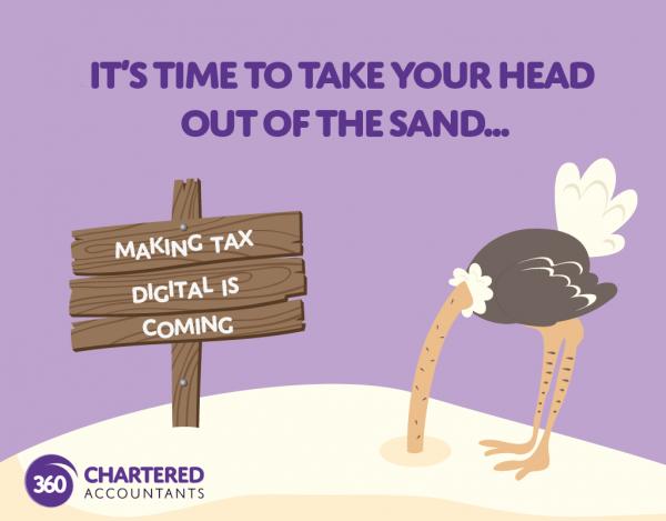 Making tax digital is coming